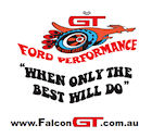 GTFord Performance Logo