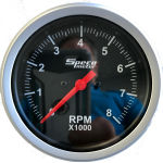 520-13 in-dash tachometer