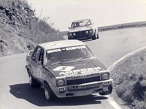 Winning at Bathurst 1975