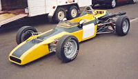 Palliser Formula Ford