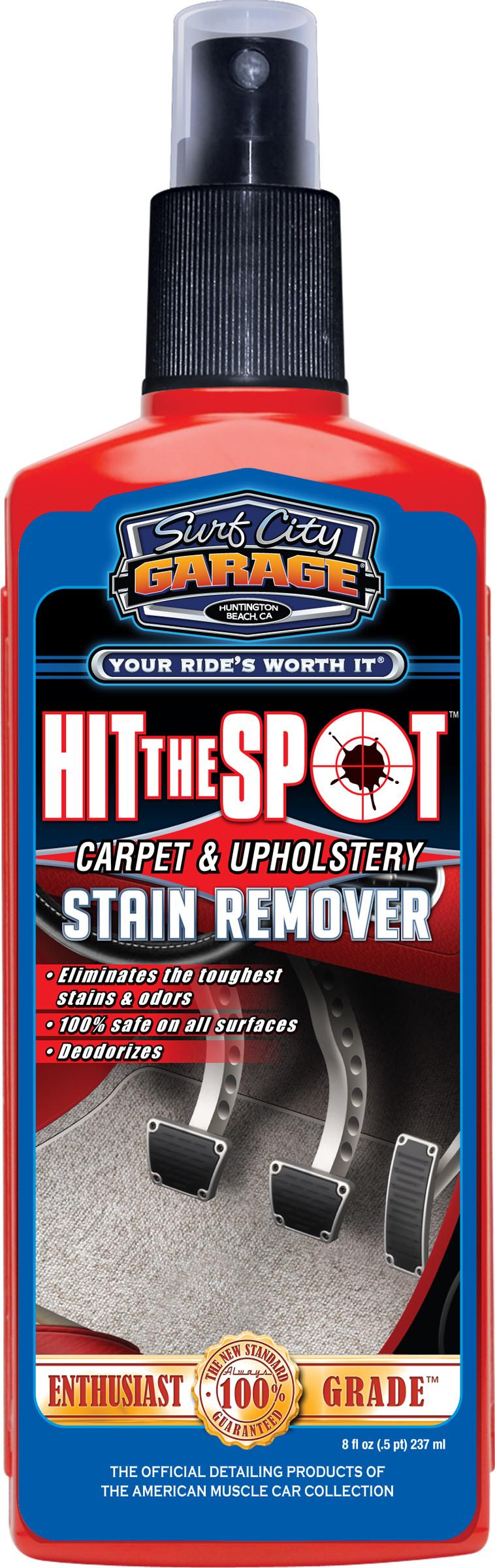 Surf City Garage Interior Trim Care