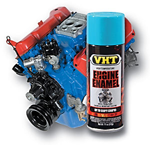 VHT High Temperature Enamel for the engine